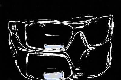 Black Sunglasses Original