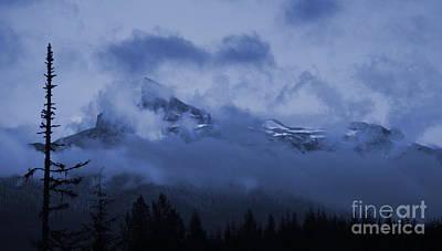 Photograph - Black Tusk Mountain by Amanda Holmes Tzafrir