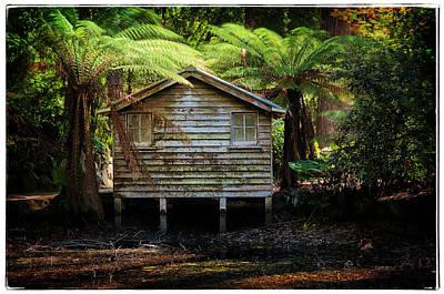Photograph - Black Water by Tim Nichols