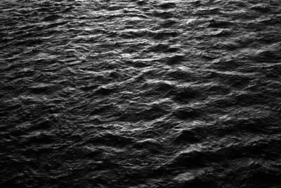 Spot Of Tea - Black water by Yoann Jean-Montcler