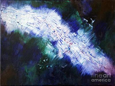 Painting - Energy Force by Belinda Capol