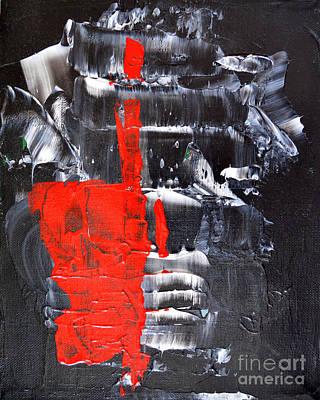 Painting - ONE by Belinda Capol