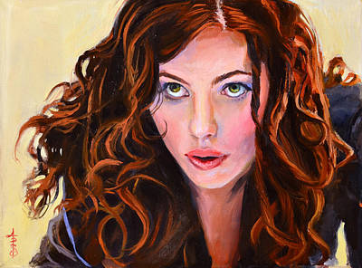 Black Widow Original by Anthony Sell