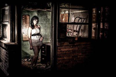 Photograph - Black Widow by Joshua Minso