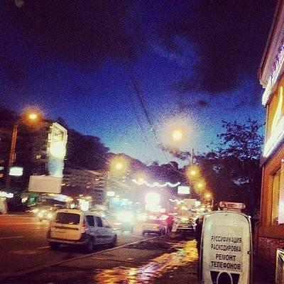 Music Wall Art - Photograph - #blacksky #dirtysouthdubs #localsmd by Bogdan Rusu