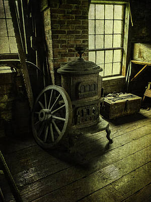 Photograph - Blacksmith Shop by Kim Swanson