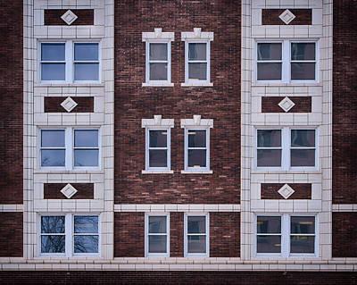 Blackstone Building #2 - Omaha - Nebraska Art Print