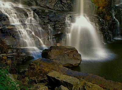 Photograph - Blackwater Falls Wv by Jennifer Wheatley Wolf