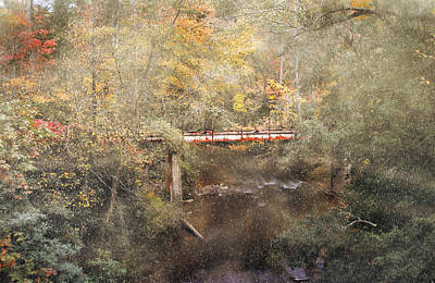 Photograph - Blackwell Bridge by Brent Craft