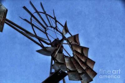 Photograph - Blades by Jim McCain