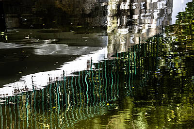 Stocktrek Images - Blades submerged by Edgar Laureano
