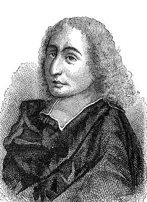 1600s Wall Art - Photograph - Blaise Pascal by Collection Abecasis