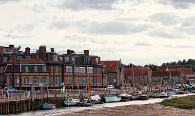 Photograph - Blakeney Harbour by Shirley Mitchell