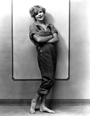 Tomboy Photograph - Blanche Sweet, Ca. Mid-1920s by Everett