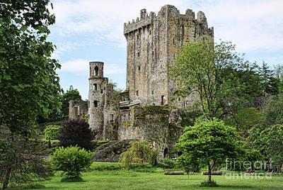 Blarney Castle Photograph - Blarney Castle 7707 by Jack Schultz