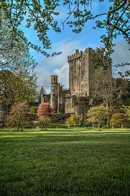 Blarney Castle Photograph - Blarney Castle by Pat Eisenberger