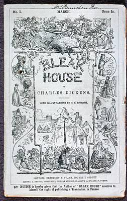 Bleak House Art Print by British Library