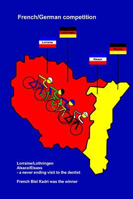 Digital Art - Blel Kadri Was The Winner Of Stage 8 by Asbjorn Lonvig