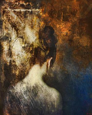 Digital Art - Blemished By Judgements by Joe Misrasi