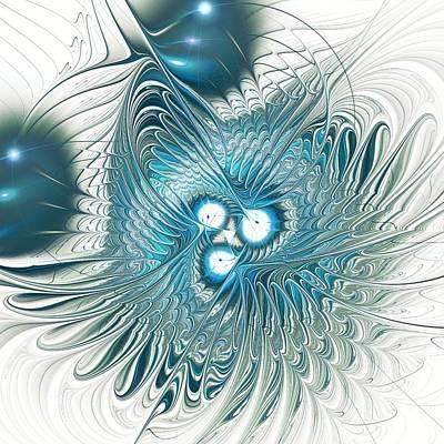 Blend Art Print by Anastasiya Malakhova