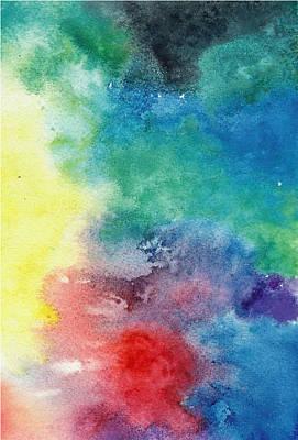 Painting - Blending by Debi Hammond