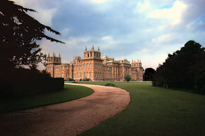 Photograph - Blenheim Palace by Ben Kotyuk