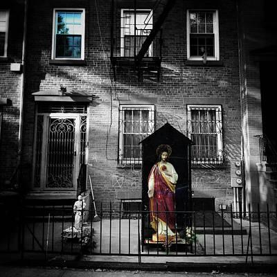 Religious Art Digital Art - Blessed Brooklyn by Natasha Marco