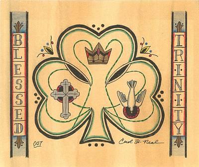 Blessed Trinity Original