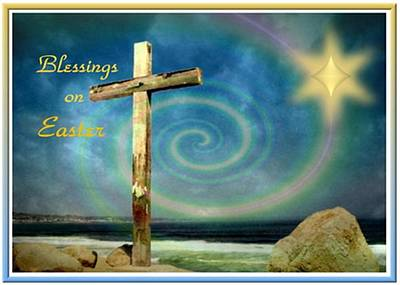 Photograph - Blessings On Easter by Joyce Dickens