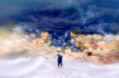 Blind Fisherman Dream 02 Original by Mihai Ilie
