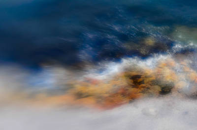Blind Fisherman Dream Original by Mihai Ilie