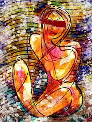 Colorful Button - Blind Passion by Siyavush Mammadov