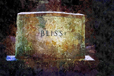 Painting - Bliss by Rick Mosher