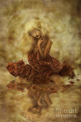 Tutus Digital Art - Blissful Dreams by Richard Mason
