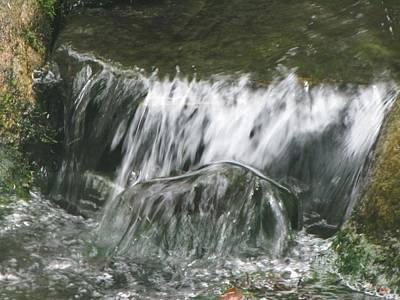 Bliss Michigan Photograph - Blissful Falls by Harry Wojahn