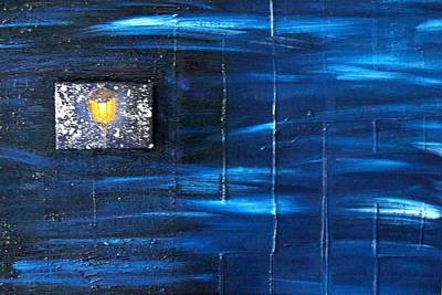 Painting - Blizzard by Margarita Gokun
