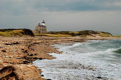 Block Island North Lighthouse  Art Print