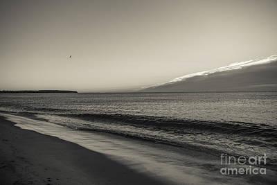 Block Island Photograph - Block Island Sunrise by Diane Diederich