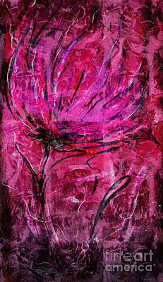 Painting - Bloom Of Vision by Nicole Philippi