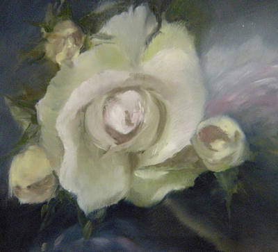 Painting - Blooming Beautiful by Lori Ippolito