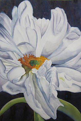 Painting - Blooming Where Planted by Teresa Beyer