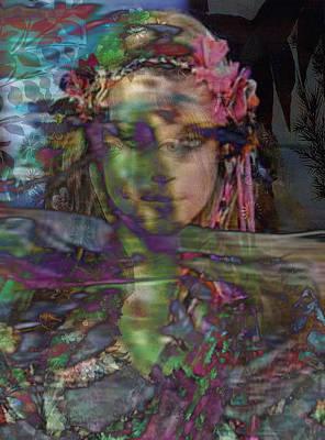 Bloomings Dale 2 Art Print