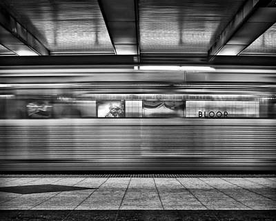 Photograph - Bloor by Brian Carson