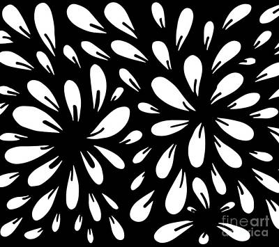 Marker Wall Art - Digital Art - Blossom by HD Connelly