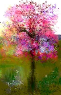 Painting - Blossom Tree by Jessica Wright