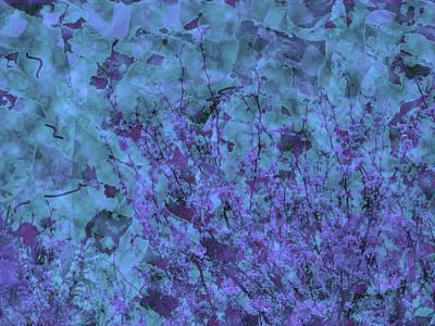 Lyrical Digital Art - Blossoms In Spring  by Lynda Lehmann