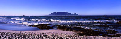 Cape Town Photograph - Blouberg Beach, Cape Town, Western Cape by Panoramic Images