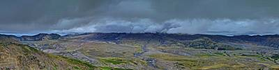 504 Photograph - Blow Out Area Near Mt. Saint Helens Washington by SC Heffner