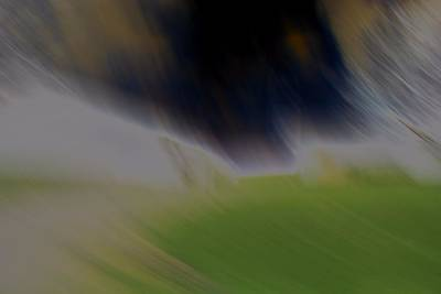 Realism Photograph - Blown Away Abstract by Dan Sproul