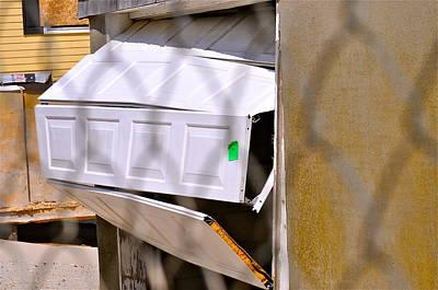Blown Downgarge Door Original